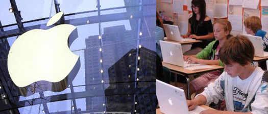 цифровые учебники от apple