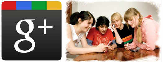 google plus для подростков
