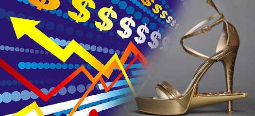 зависимость каблука от экономики
