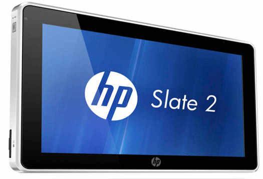 HP и планшет для бизнеса