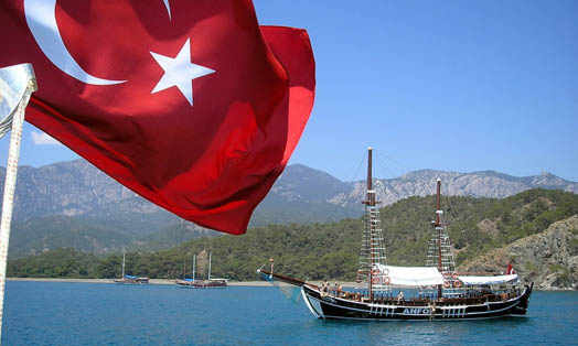 Турция отдых