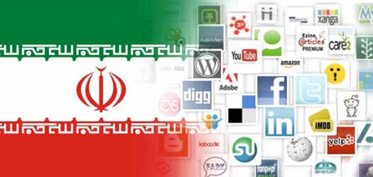 социальные сети в иране закрыли