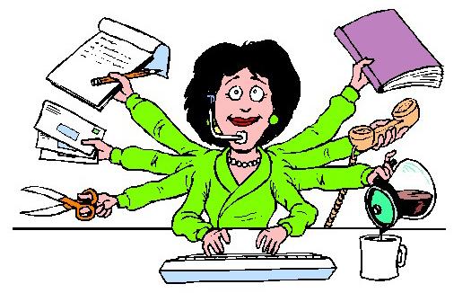 мега успевающий секретарь