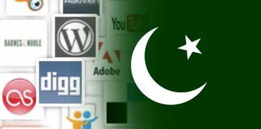 Запрет в Пакистане на многие сайты мира