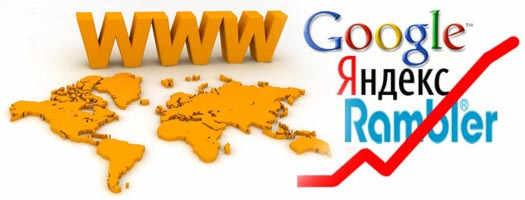 поисковое продвижение в мире сайтов