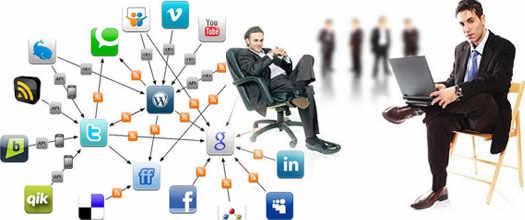 работадатели и социальные сети