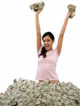 деньги в долг и радость человека