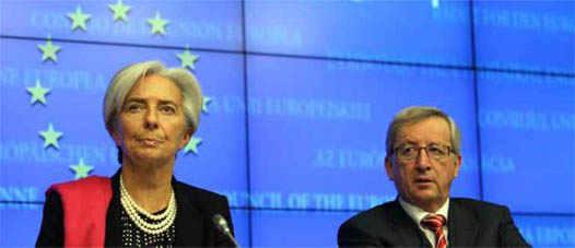 финансовая Европа и Легард