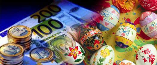пасхальный праздник в экономике мира