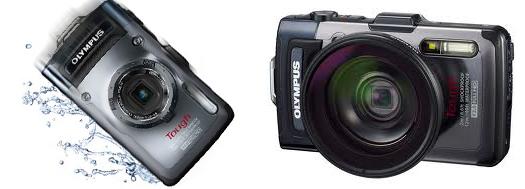 Новинка Olympus TG-1 фотокамера