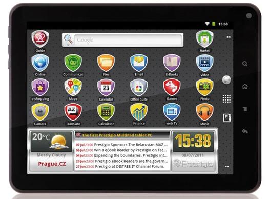 Планшетный компьютер Prestigio  MultiPad 5080 Pro