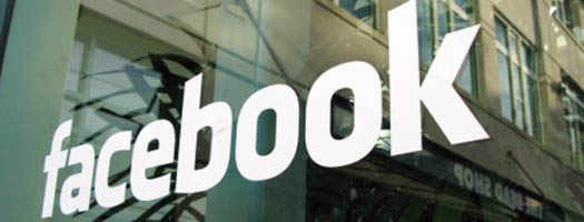 facebook в отражение дел