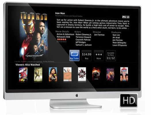 панели для Apple HDTV
