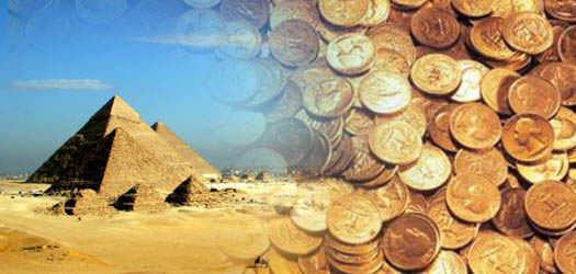 Экономика Египта в развалинах