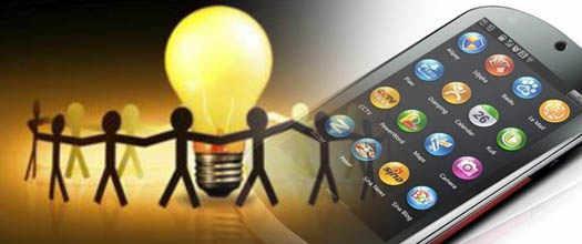 энергия для смартфона