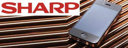 sharp и iphone вместе