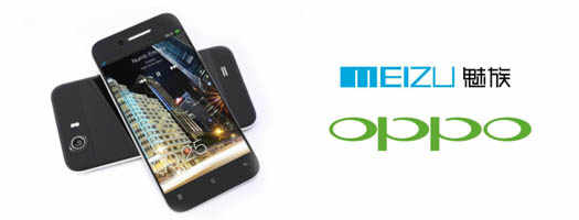 Oppo Find 5 с экраном 5 дюймов