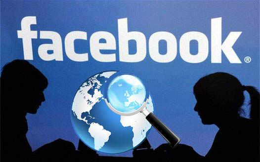 facebook поисковая сеть