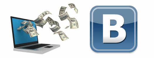 Заработок вконтакте на продаже ссылок
