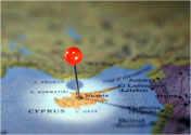 оффшор по Кипру на карте мира