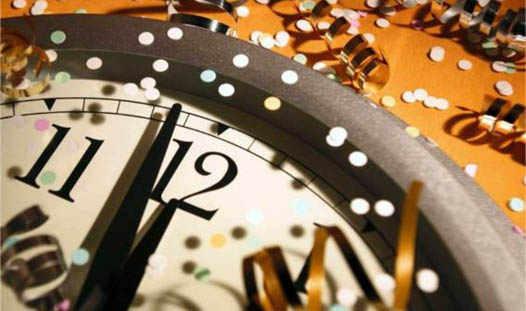 Новый год и его встреча