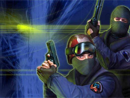 Counter-Strike логотип игры