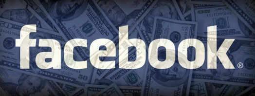 facebook деньги