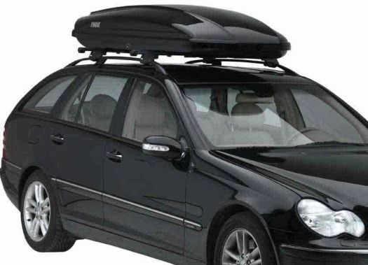 Бокс на крышу авто