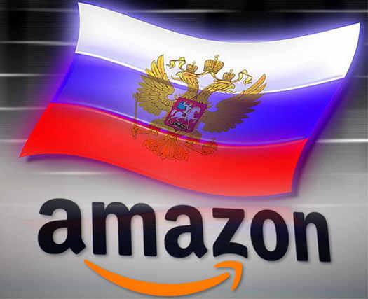 Amazon в России