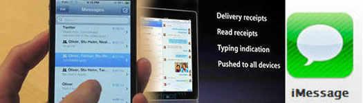 iMessage чтение сообщений
