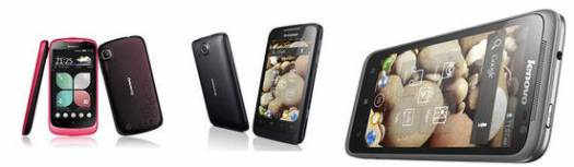 Смартфоны Lenovo