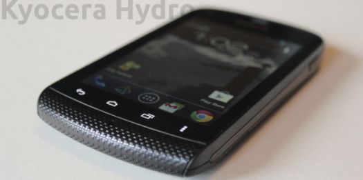 Смартфон Cricket Kyocera Hydro Plus