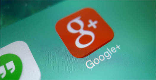 Google+ кнопка