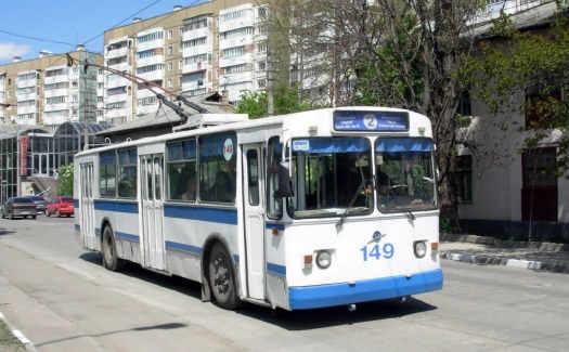 Транспорт в Бельцах