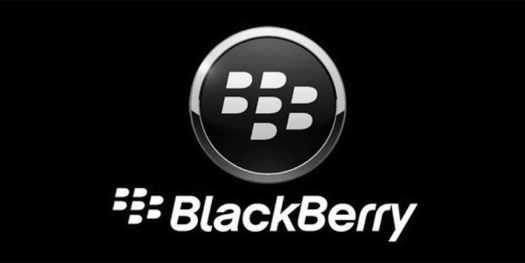 Blackberry логотип