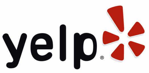Yelp логотип