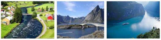 Норвегия отдых
