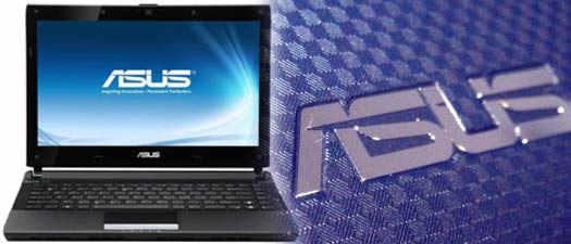 новый ноутбук ASUS U32U