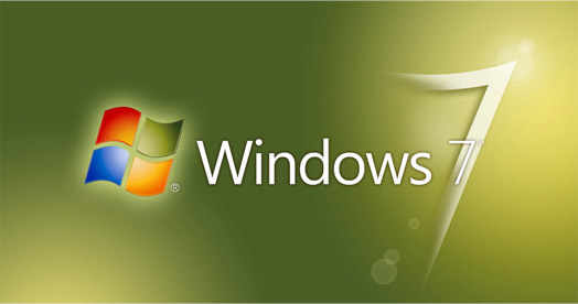 облик windows 7