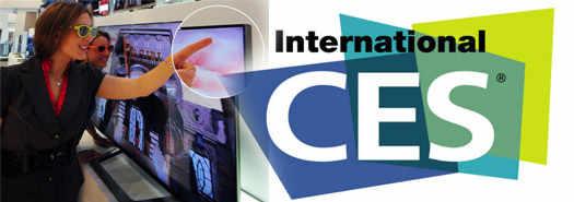 в Лас-Вегасе открылась выставка CES-2012