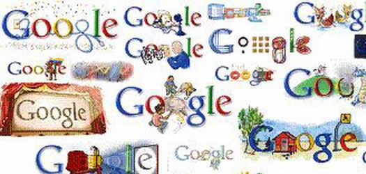 Google с различной подачи темы