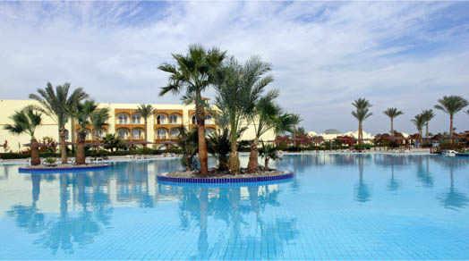 отдых на курорте в Египте