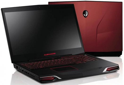 ноутбук Alienware M18X