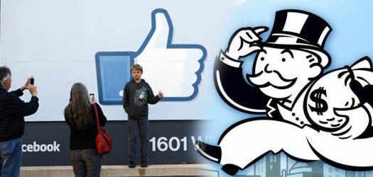Facebook за ценой не постоит