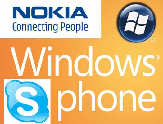 skype nokia Windows Phone 8