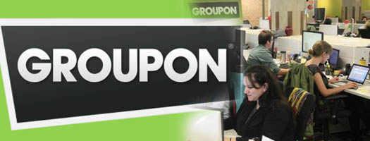 groupon сотрудники продают акции