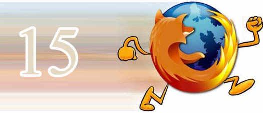браузер Firefox 15