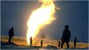 газовый огонь