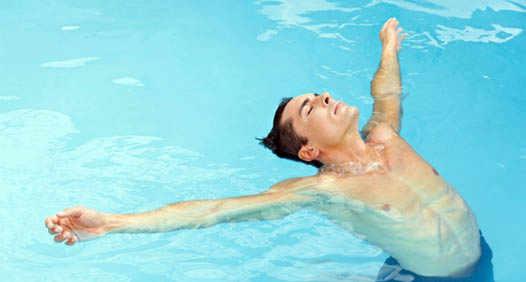 вода со страхом в купание