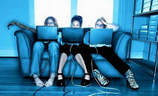 пользователи интернета